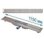 Трап APZ101 1150 мм в комплекте с решеткой Pure