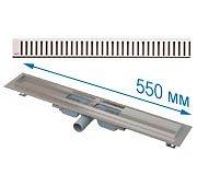 Трап APZ101 550 мм в комплекте с решеткой Pure