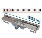 Трап APZ4 1050 мм в комплекте с решеткой Dream