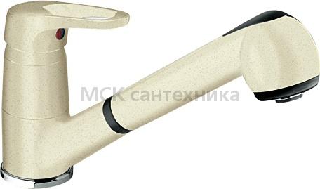 Смеситель Blanco Wega-S 517642 для кухонной мойки смеситель для ванны с длинным душем