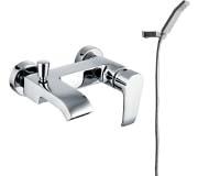 Смеситель Clever Paula Platinum 98199 для ванны с душем
