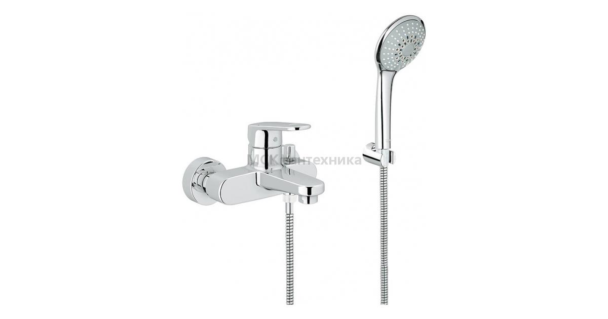 Смеситель Grohe Europlus II 33547002 для ванны с душем
