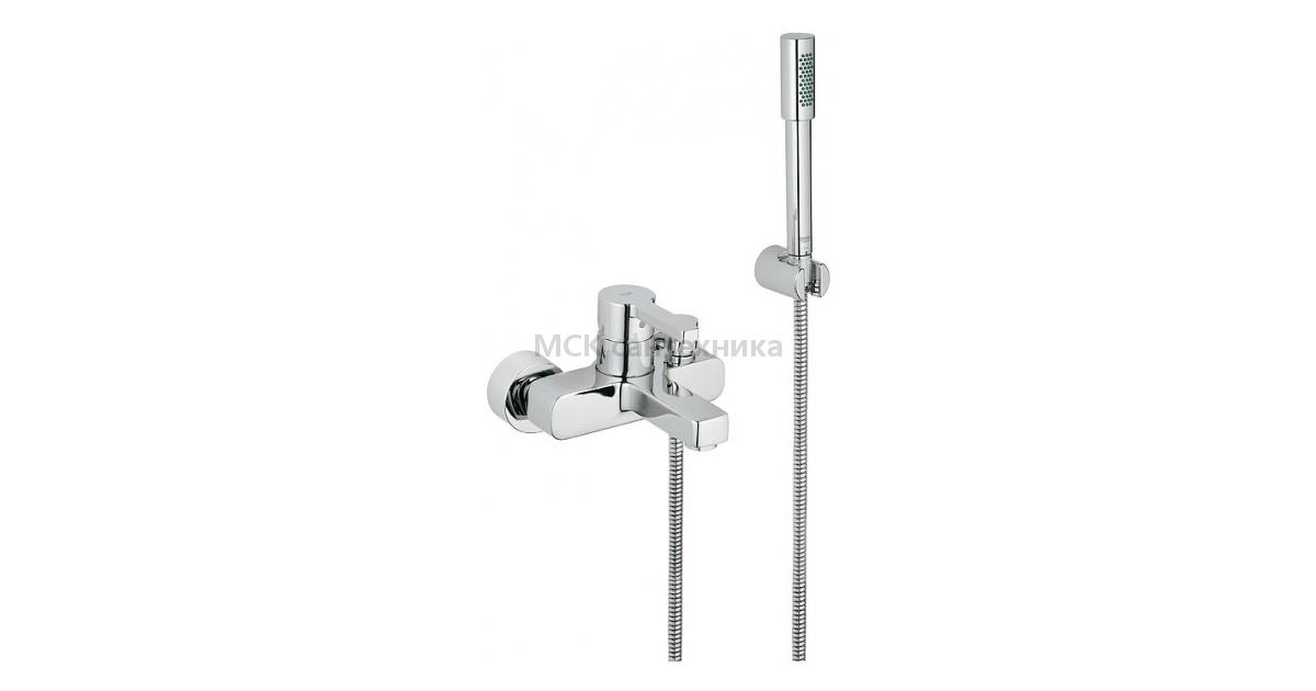 Смеситель Grohe Lineare 33850000 для ванны с душем