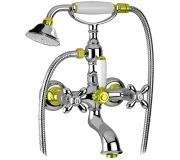 Смеситель Migliore Princeton Plus ML.PRP-8002 CrDo для ванны с душем