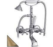 Смеситель Migliore Revival ML.REV-402 Br для ванны с душем