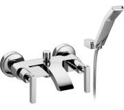 Смеситель Migliore Syntesi ML.SNS-7902 Cr для ванны с душем