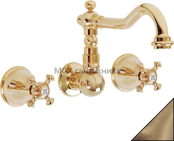 Смеситель Migliore Prestige ML.PRS-769 Br для ванны с душем