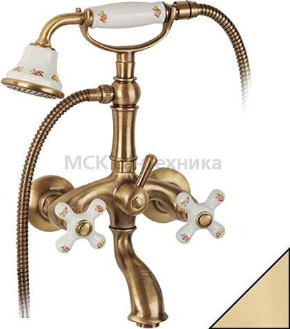 Смеситель Migliore Provance ML.PRO-8802 Do для ванны с душем