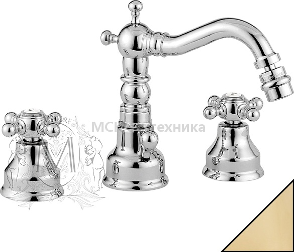 Смеситель Migliore Revival ML.REV-425 Do для биде образцы ремонта ванной комнаты фото
