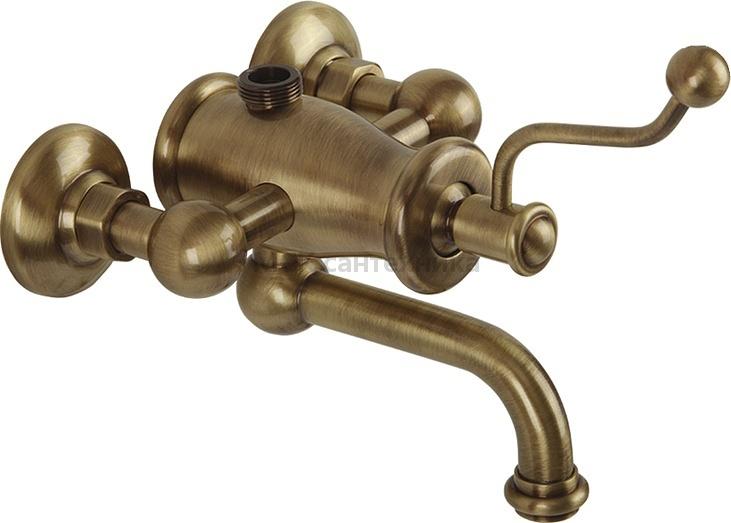 Смеситель Migliore Vivaldi ML.VIV-9903 Br для ванны с душем