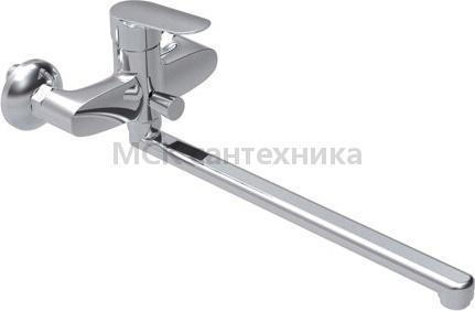 Смеситель SMARTsant Вива SM153502AA универсальный мебель для ванных икеа