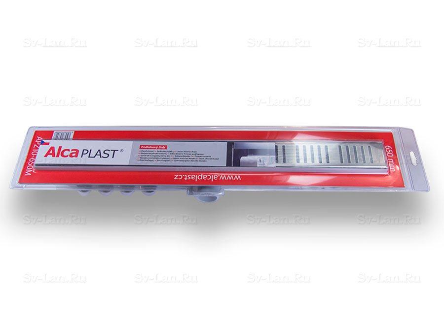 Дренажный канал для душевой AlcaPlast APZ12