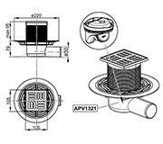 схема APV1321